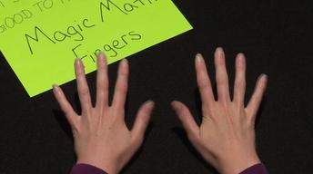 Magic Math Fingers | Pre-K