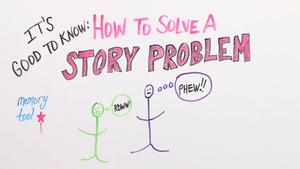 How to Solve a Story Problem | Grade 1