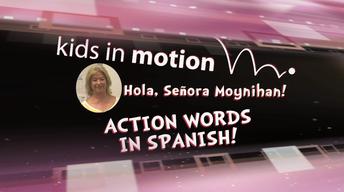 Action Verbs | Grades K-5