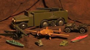 World War II Toys