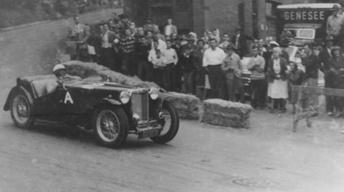 Watkins Glen the Street Years: 1946-1952