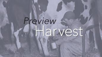 Preview: Harvest