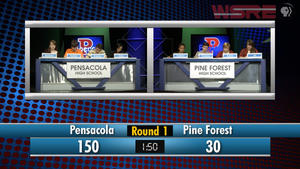 2014 Pensacola vs Pine Forest