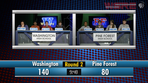 2014 Washington vs Pine Forest