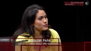 Jennifer Pena (Miss Rosa)
