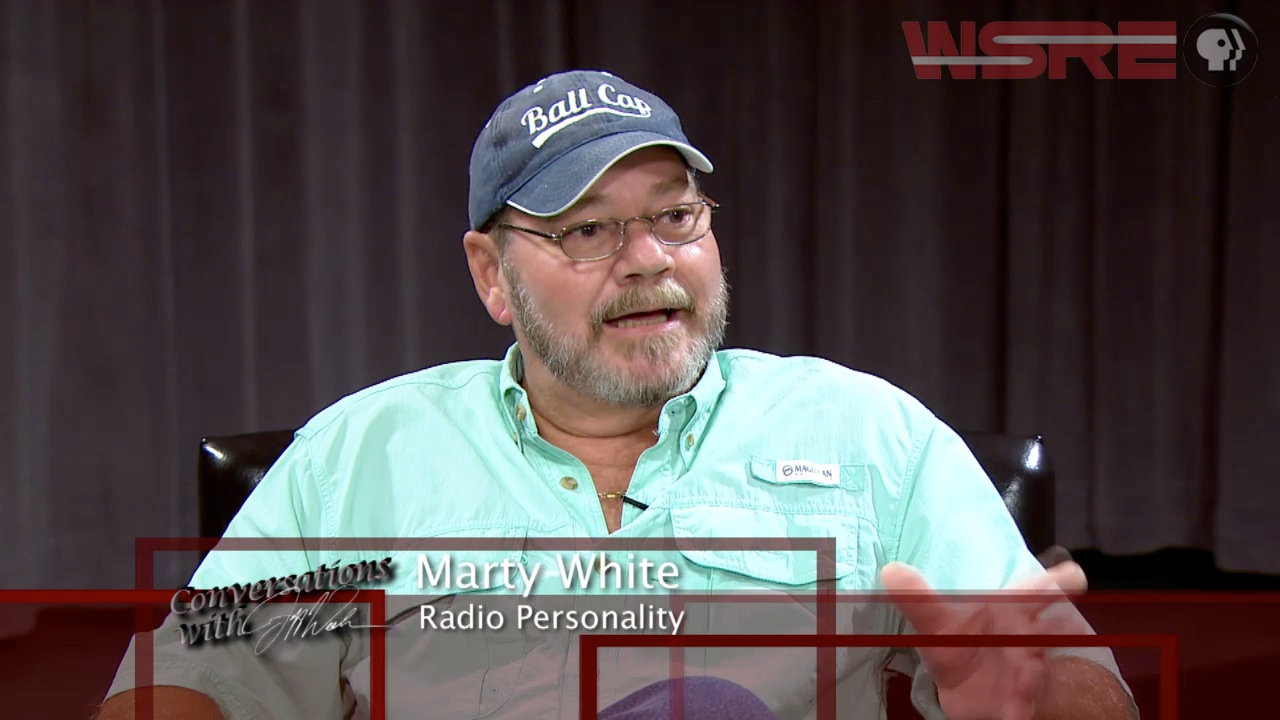 Conversations with Jeff Weeks: Marty White