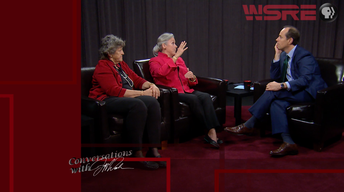 Dr. Judy Bense and Dr. Martha Saunders - Preview