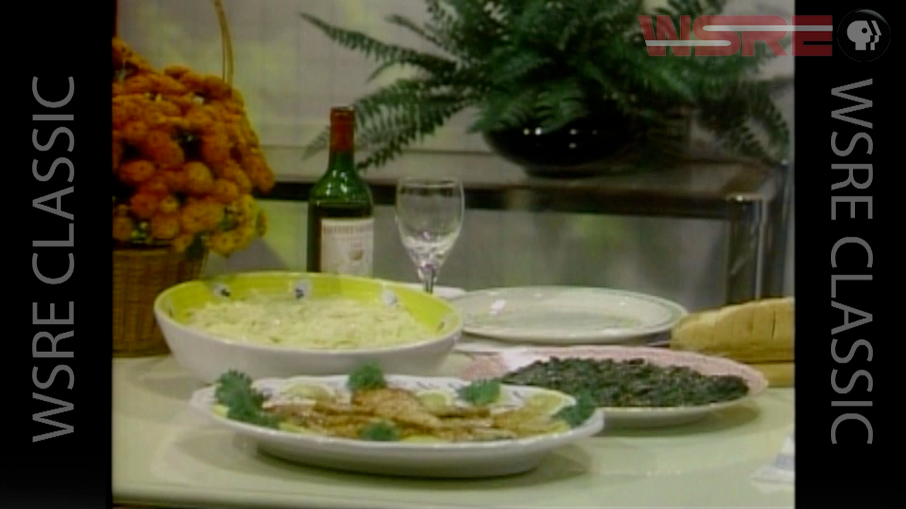 Gourmet Cooking with Earl Peyroux: Italian Veal Scallops with Marsala Wine
