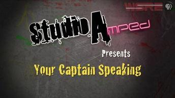 StudioAmped: Your Captain Speaking