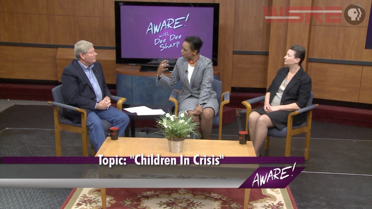 Aware! - Children In Crisis: Saturday, March 28 at 3pm