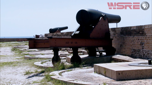 Forts of Pensacola Bay: Fort Pickens