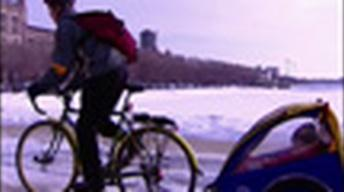 February 15, 2010 - Winter Biking