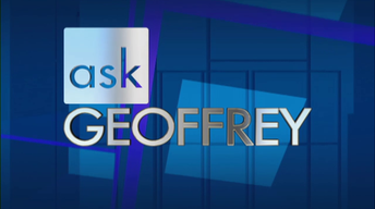 October 30, 2013 - Ask Geoffrey: 10/30