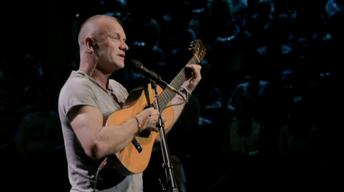 "March 27, 2014 - Sting on ""The Last Ship"""