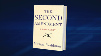 June 9, 2014 - Michael Waldman on 'The Second Amendment'