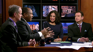 January 23, 2015 - Chicago Tonight: The Week in Review: 1/23