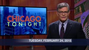 February 24, 2015 - Full Show