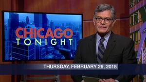 February 26, 2015 - Full Show