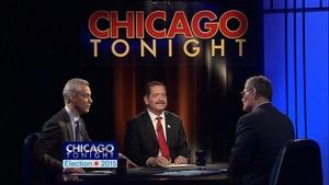 March 31, 2015 - Chicago Tonight's Mayoral Forum
