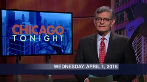 April 1, 2015 - Full Show