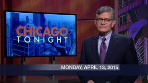 April 13, 2015 - Full Show