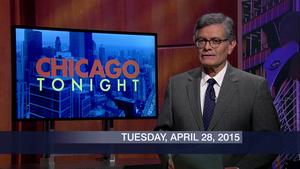 April 28, 2015 - Full Show