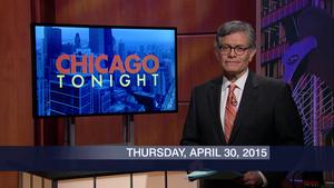April 30, 2015 - Full Show