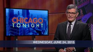 June 24, 2015 - Full Show