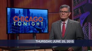 June 25, 2015 - Full Show