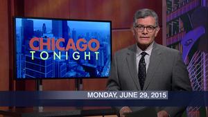June 29, 2015 - Full Show