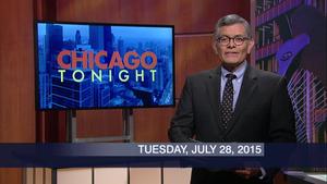July 28, 2015 - Full Show