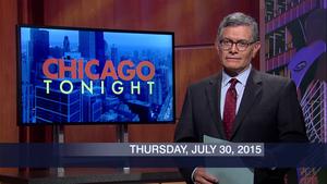 July 30, 2015 - Full Show