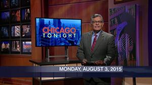 August 3, 2015 - Full Show