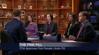 August 25, 2015 - Controversy Over the Little Pink Pill