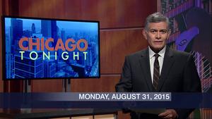 August 31, 2015 - Full Show