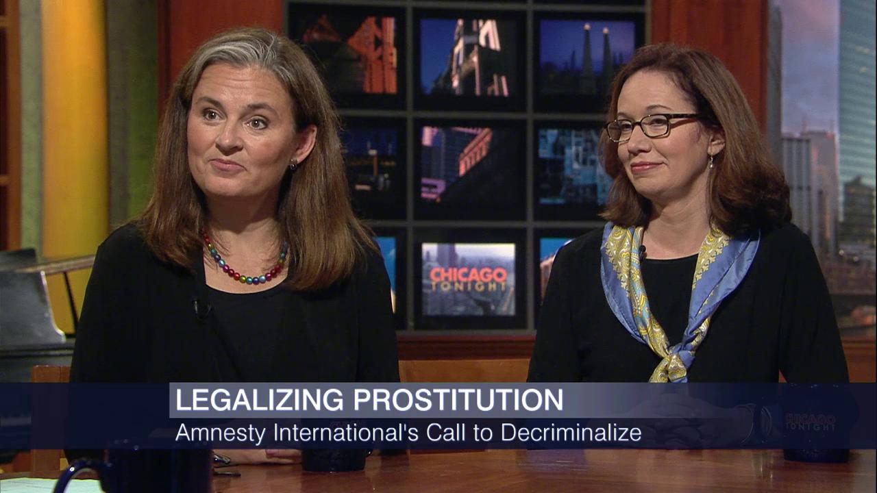 Pros of legalizing prostitution