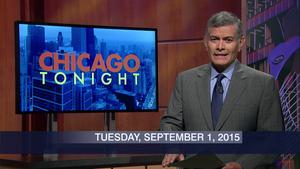 September 1, 2015 - Full Show