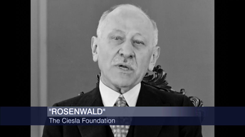 September 3, 2015 - Julius Rosenwald Documentary Explores