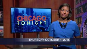 October 1, 2015 - Full Show