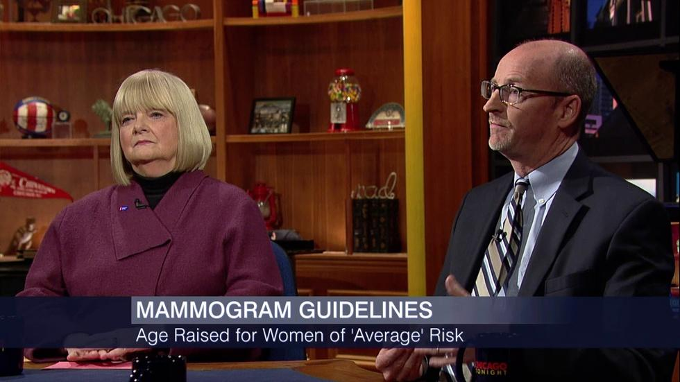 New Guidelines for Breast Cancer Screening image