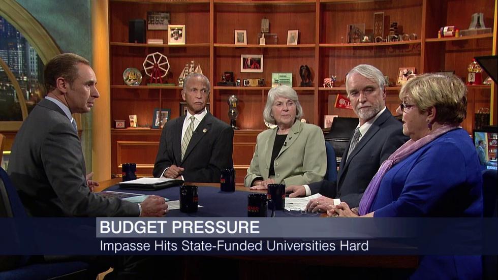 How Illinois' Budget Stalemate is Impacting Public Universit image