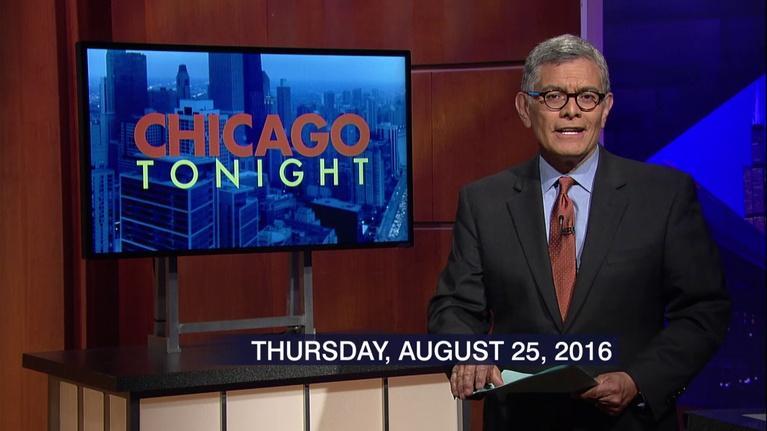 August 25, 2016 - Full Show