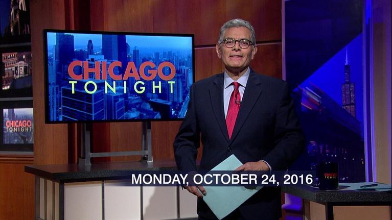 October 24, 2016 - Full Show
