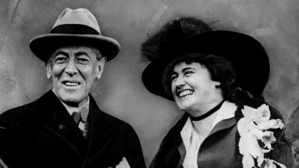 Author Makes Case for Edith Wilson as 'Madame President' image