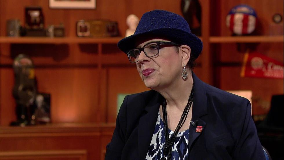 CTU President Karen Lewis on CPS Funding, 'Fake Fight' image