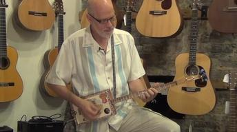 September 17, 2012 - Web Extra: Cigar Box Guitars