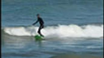 July 5, 2012 - Winter Surfing