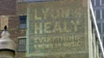 November 02, 2010 - Ghost Signs