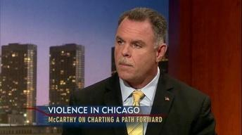 August 16, 2012 - Chicago Police Supt. Garry McCarthy