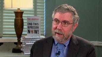 June 13, 2012 - Nobel Laureate Economist Paul Krugman